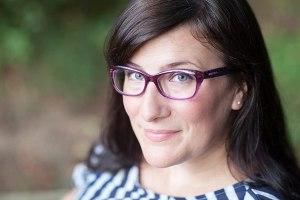 Author Adriana Anders