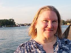 Author Anne Bishop
