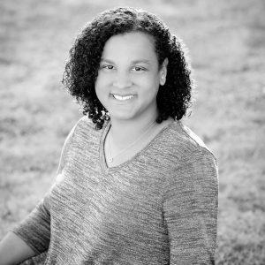 Author Melissa Erin Jackson