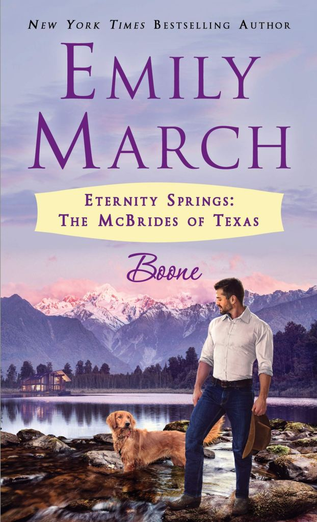 Boone by Emily March