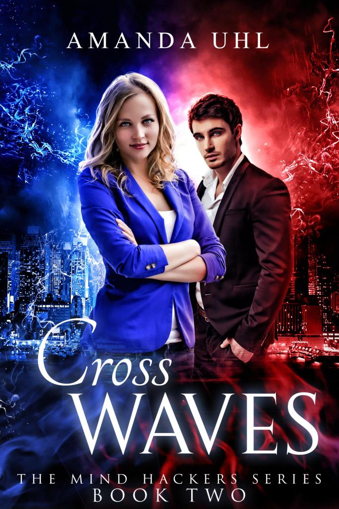 Cross Waves by Amanda Uhl