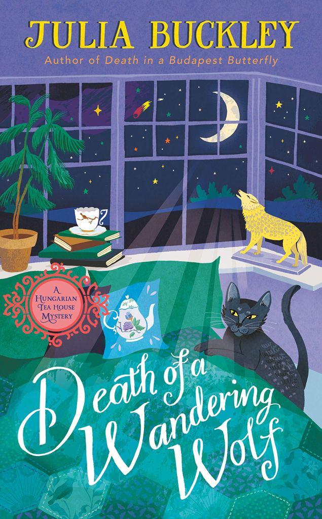 Death of a Wandering Wolf by Julia Buckley