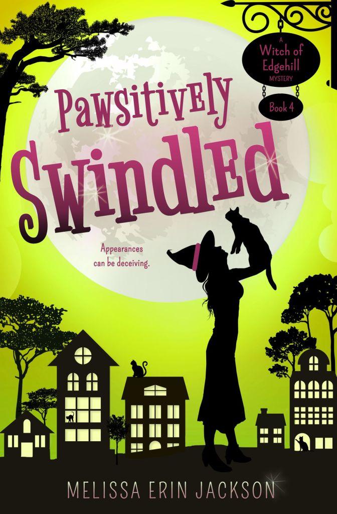 Pawsitively Swindled by Melissa Erin Jackson