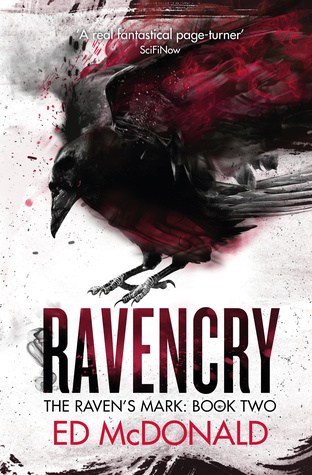 Ravencry by Ed McDonald