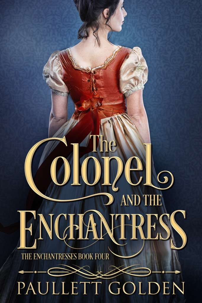 The Colonel and the Enchantress by Paullett Golden