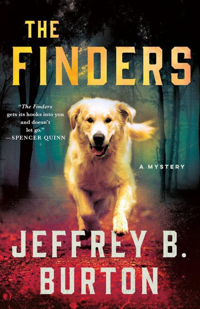 The Finders by Jeffrey Burton
