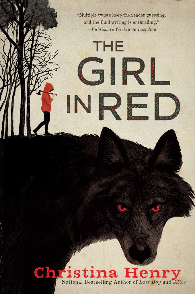 The Girl in Red by Christina Henry