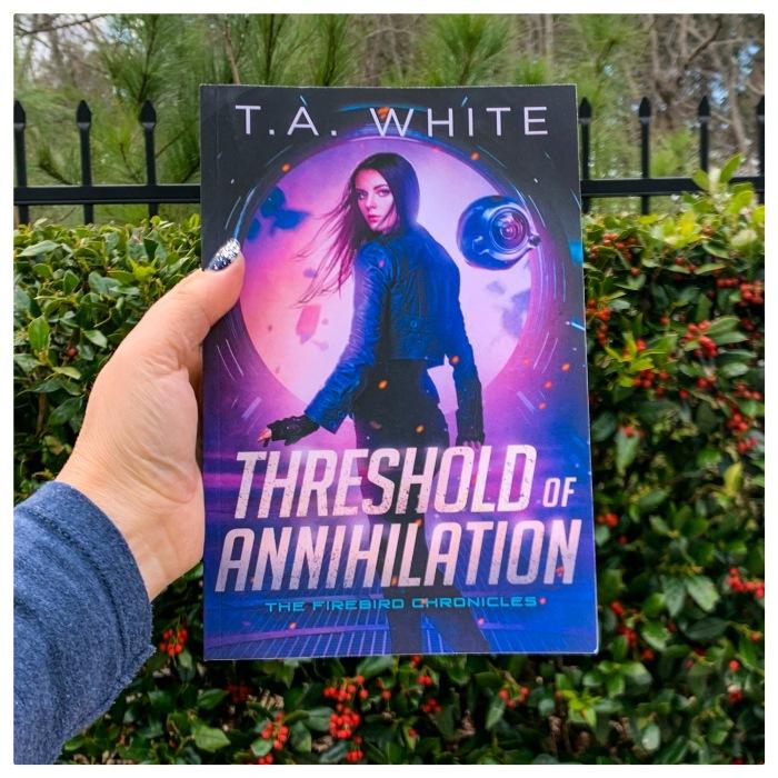 Threshold of Annihilation T.A. White