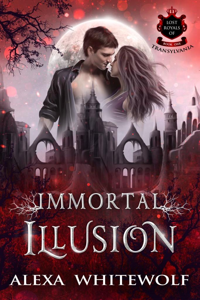 Immortal Illusion by Alexa Whitewolf