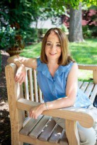Author Pam Jenoff