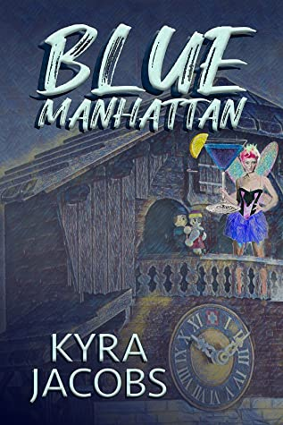 Blue Manhattan by Kyra Jacobs