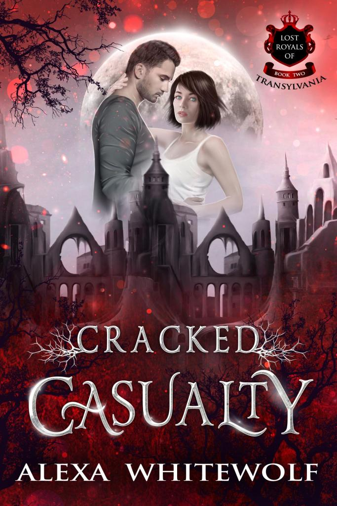 Cracked Casualty by Alexa Whitewolf