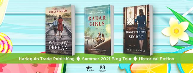 Harlequin Summer Reads Blog Tour - Historical Fiction 2021