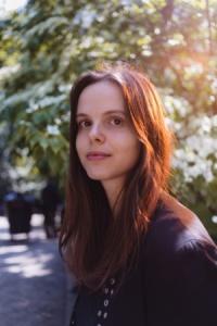 Author Melissa Larsen