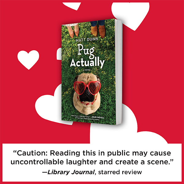 Pug Actually Starred Review