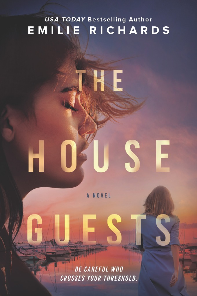 The House Guests by Emilie Richards